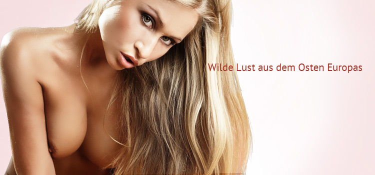 Hostessen aus Osteuropa